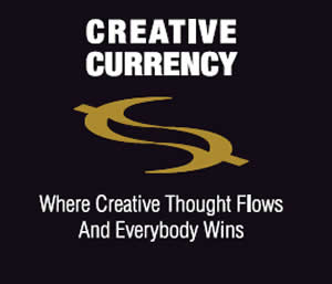 Creative Currency Logo
